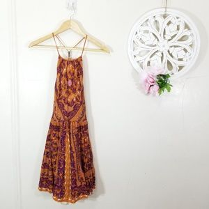 Urban Outfitters size 4 open back dress